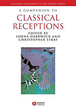 A Companion to Classical Receptions cover