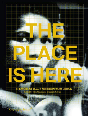 'The place is here' book cover