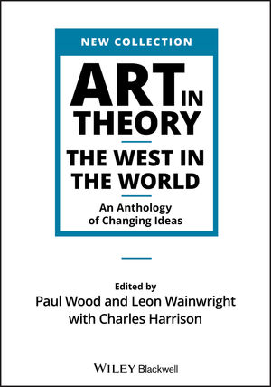 'Art in Theory: The West in the World' book cover