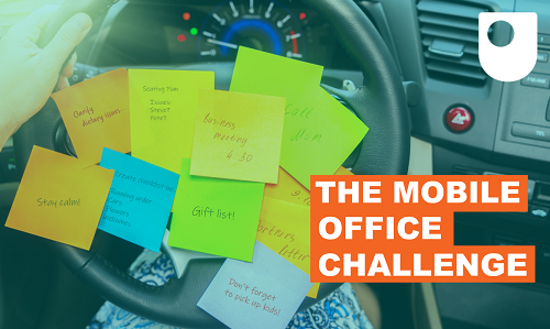 'mobile office challenge' promo