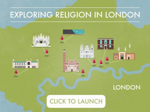 Exploring Religion in London