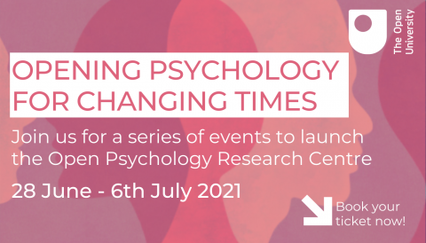 Opening Psychology For Changing Times promotional image
