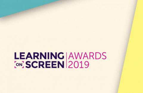 Learning on Screen Award image