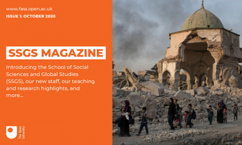 SSGS magazine promo