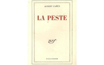 Albert Camus' pestilence classic La Peste