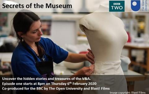 Secret in the Museum